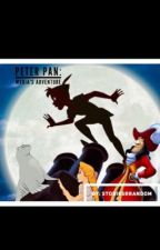 Peter Pan: Moria's Adventure by storiesRrandom