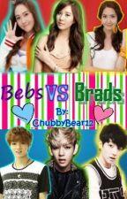 Bebs VS Brad by ChubbyBear12