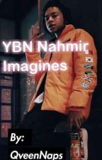 YBN Nahmir imagines  by QveenNaps