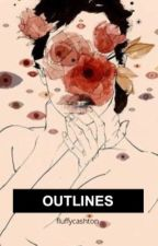 outlines ✰ l.h. by fluffycashton