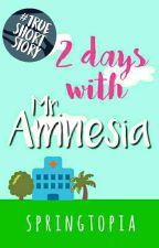 2 DAYS WITH MR. AMNESIA by Springtopia