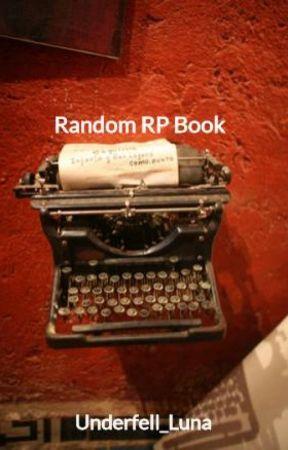 Random RP Book by Underfell_Luna