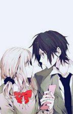 la chica emo y el chico nuevo by vale12labra