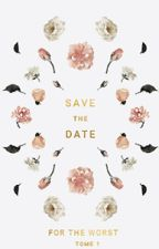 Save the Date by Zhedd_