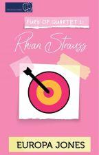Rhian Strauss by EuropaJonesPHR