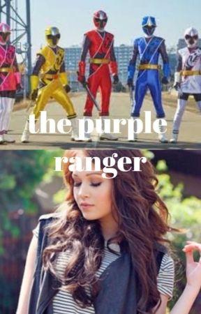 The Purple Ranger(Power Rangers Ninja Steel)*slow updates* by musicalfan101