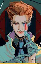 Comic Book 2 by DrMoiraHellAngel