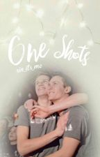 ONE SHOTS II   by sin_its_me