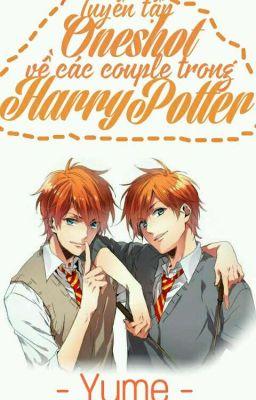 [ HP đồng nhân ] Tuyển tập oneshot về các couple trong Harry Potter