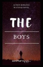 The Boys by IamMarsyyy_