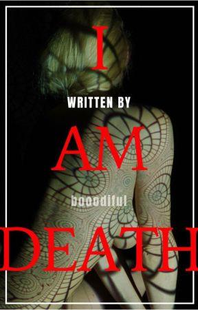 I Am Death by booodiful