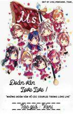[Đoản Văn] Love Live! School Idol Project & Sunshine by Vahako_Vani