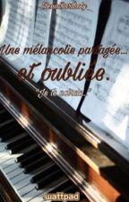 Une mélancolie partagée... et oubliée. {Fanfiction ~ Is It Love? Peter.} by ElenaBartholy