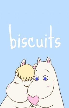 biscuits. //vkook by Viuminie