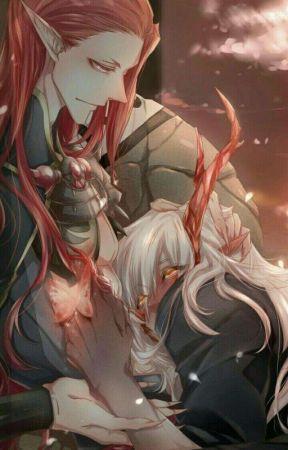 [ Âm Dương Sư ] Tình tự thương quỷ  by nyongtory_18