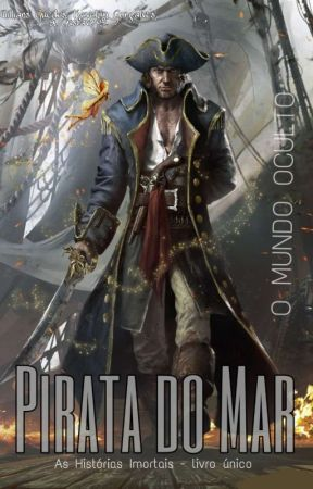 Pirata Do Mar by omundooculto