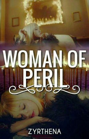 WOMAN OF PERIL | Jungkook and Lisa by zyrthena