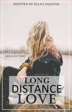 Long Distance Love by sxsx__