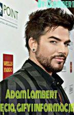 Adam Lambert zdjęcia, gify i informacje by Glamberts30