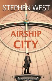 Airship City by StephenWest5