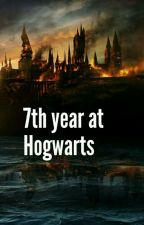 7th year at Hogwarts by rose_de_glace