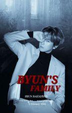 Byun's Family \ عائِلة بيــون by _Nada_Baek