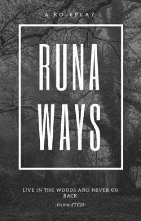 •R U N A W A Y• by -itsmebITCH-