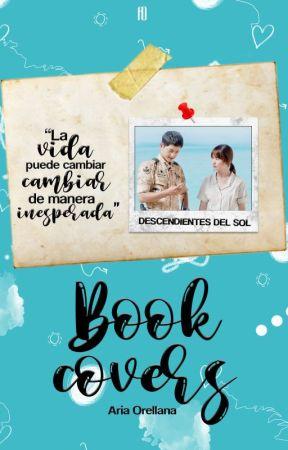 Bookcovers ▪ Descendientes del Sol by AriaDesign