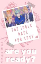 the idols race for love, are you ready? | utapri by Princess-KitKat