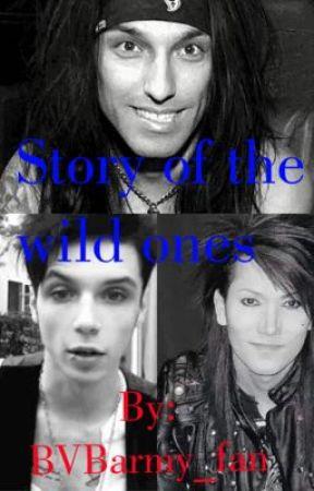 Story of the Wild Ones by Anastasia0K