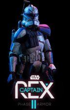 The First One (Captain Rex x Reader) by TastierSleet