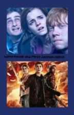 harry potter and percy jackson by ella-sullivan1