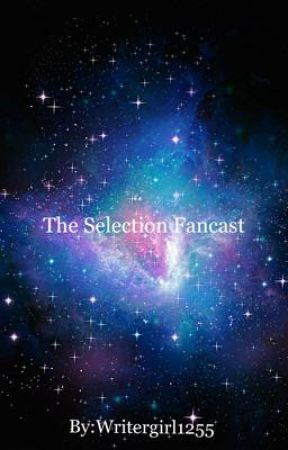 The Selection fancast by writergirl1255