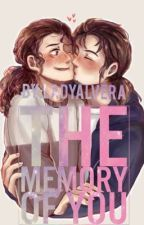 The Memory Of You - John Laurens x Alexander Hamilton [Lams] by LadyAlvera