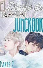 EL DIARIO DE  т̶̶α̶̶є̶̶н̶̶y̶̶υ̶̶η̶̶g̶̶ JUNGKOOK| pt:2 by jungkookloveer