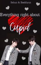 Everything right about Cupid - SeBaek (OS) by JenHemmings97