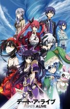 Male reader X Date A Live  by 1BlondeDevilGuardian