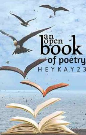 An Open Book of Poetry by heykay_23