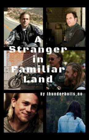 A Stranger in Familiar Land by thunderbolts_no
