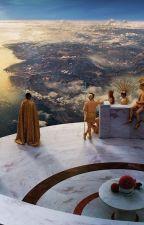 Greek gods x reader by aleped95