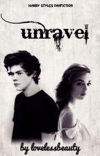 Unravel - Harry Styles by lovelessbeauty