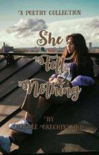 She felt nothing by makel_e