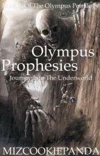 Olympus Prophesies: Journey Into The Underworld by mizcookiepanda