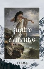 Quatro elementos - Sasu X Naru. by goldeneji