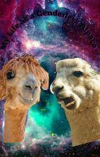 My Life as a Genderless Alpaca  by PabloThePabo