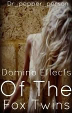 Domino Effects of the Fox Twins by Dr_pepper_person