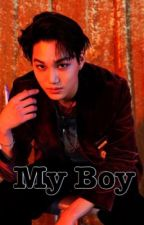 My Boy [ EXO Kai x reader ] by jxnanaaaa