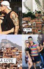 Favela Love by esthefanialves