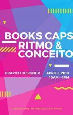 Books Caps Ritmo & Conceito by Ana_Carolyne