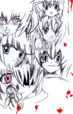 Higurashi and Elfen Lied: Yuki's Story by XxHigurashiRikaxX